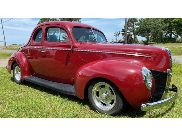 1940 Ford Custom (CC-1354608) for sale in Shawnee, Oklahoma