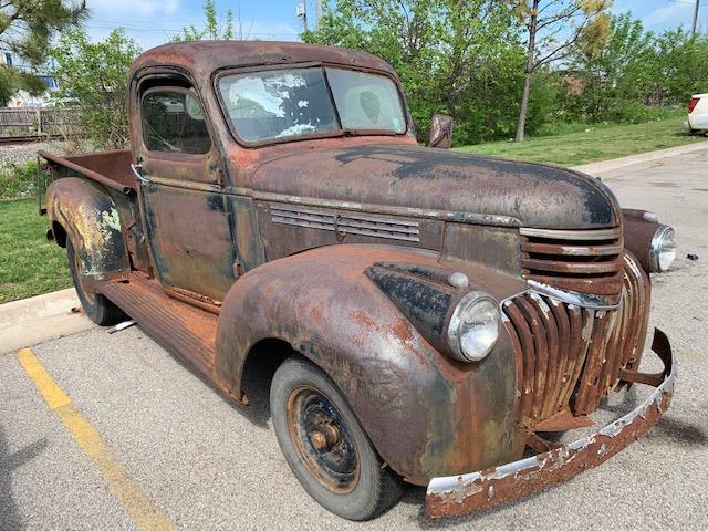 1946 Chevrolet Pickup (CC-1354609) for sale in Shawnee, Oklahoma