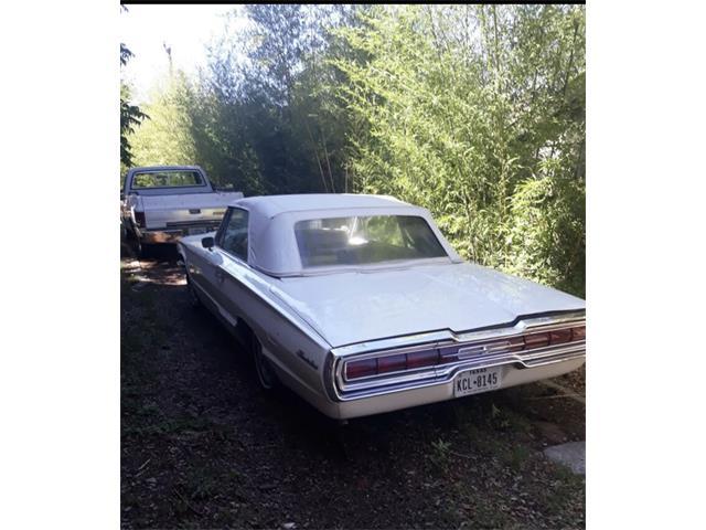 1961 Ford Thunderbird (CC-1354613) for sale in Shawnee, Oklahoma