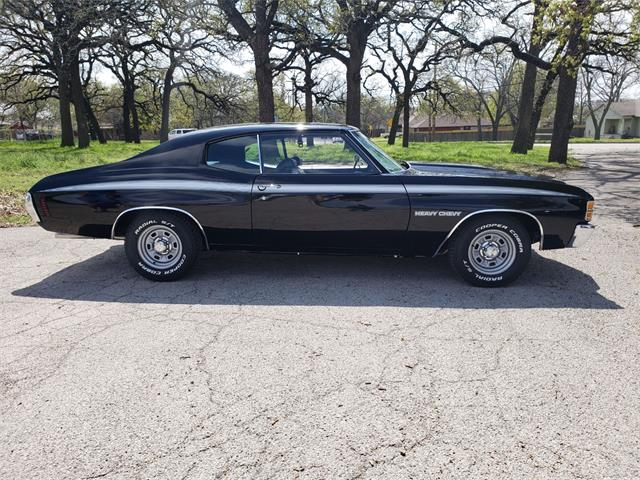 1971 Chevrolet Chevelle (CC-1354623) for sale in Shawnee, Oklahoma