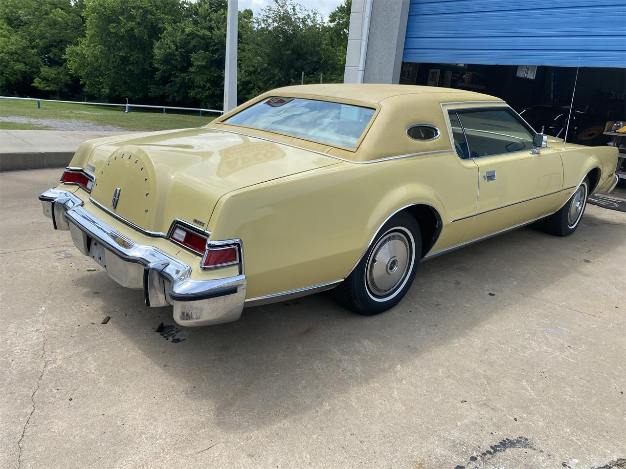 1975 Lincoln Continental (CC-1354625) for sale in Shawnee, Oklahoma