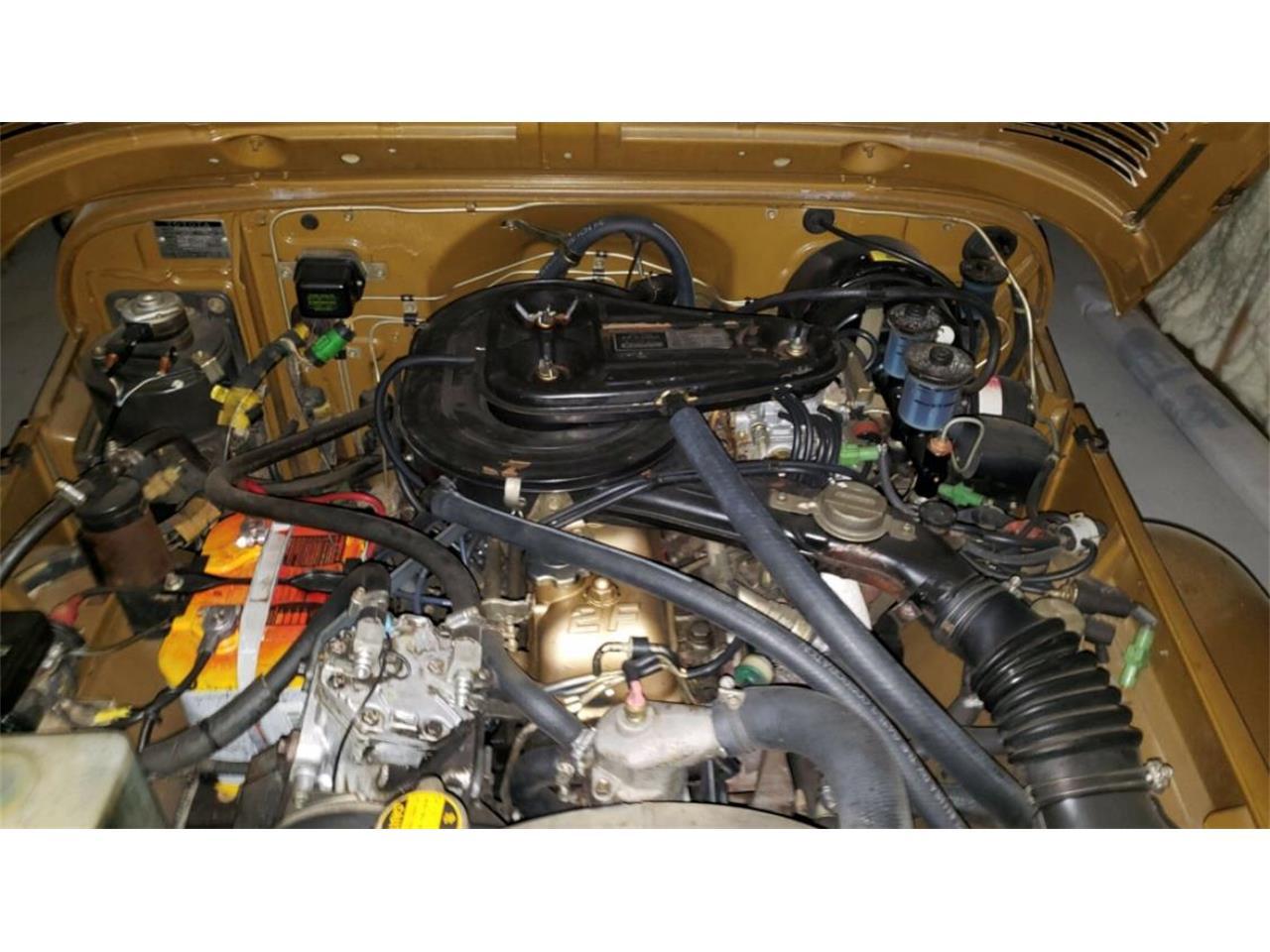 1979 Toyota Land Cruiser FJ (CC-1354626) for sale in Shawnee, Oklahoma