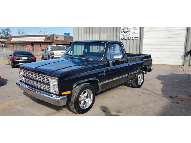 1984 Chevrolet SWB (CC-1354629) for sale in Shawnee, Oklahoma