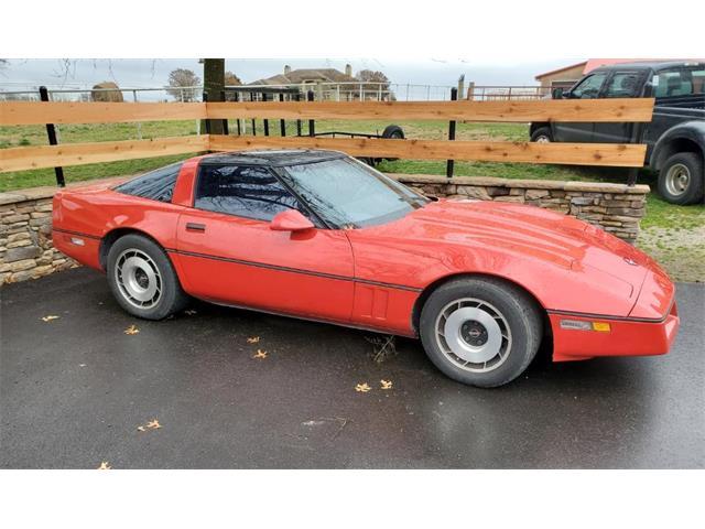 1985 Chevrolet Corvette (CC-1354630) for sale in Shawnee, Oklahoma
