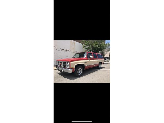 1987 GMC Sierra (CC-1354633) for sale in Shawnee, Oklahoma
