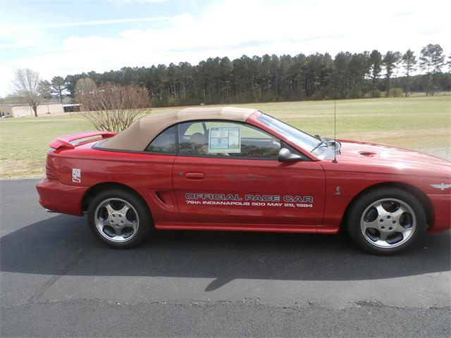 1994 Ford Mustang GT (CC-1354636) for sale in Shawnee, Oklahoma