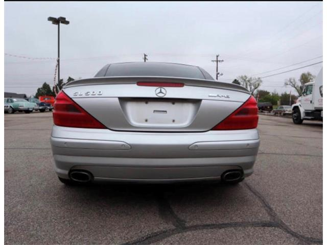 2003 Mercedes-Benz SL500 (CC-1354640) for sale in Shawnee, Oklahoma