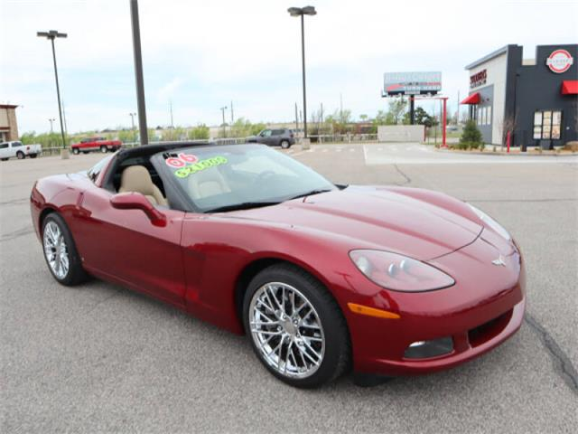 2006 Chevrolet Corvette (CC-1354643) for sale in Shawnee, Oklahoma