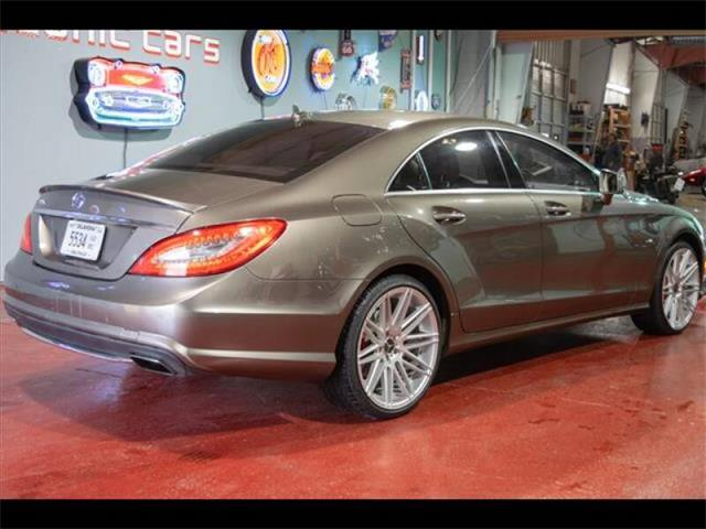 2012 Mercedes-Benz CLS-Class (CC-1354646) for sale in Shawnee, Oklahoma