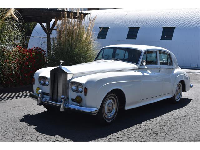 1963 Rolls-Royce Silver Cloud III (CC-1354653) for sale in Astoria, New York