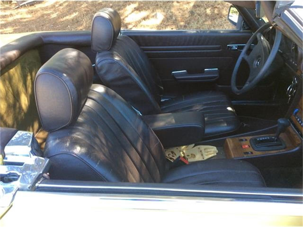 1982 Mercedes-Benz 380SL (CC-1354656) for sale in Kelseyville, California