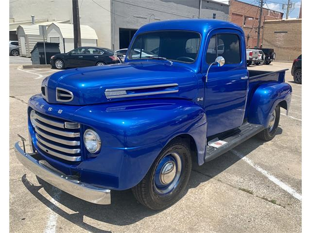 1949 Ford F1 (CC-1354657) for sale in Denison, Texas