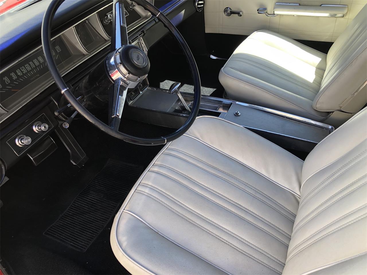 1966 Chevrolet Impala SS427 (CC-1354658) for sale in Boulder Cuty, Nevada