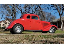 1934 Ford 5-Window Coupe (CC-1354663) for sale in Burleson, Texas