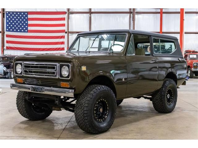 1977 International Scout (CC-1354674) for sale in Kentwood, Michigan