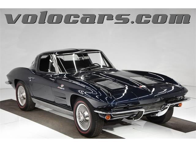 1963 Chevrolet Corvette (CC-1354696) for sale in Volo, Illinois