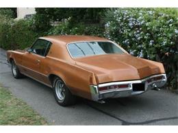 1972 Pontiac Grand Prix (CC-1354707) for sale in Cadillac, Michigan