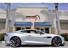 2018 Aston Martin Vanquish (CC-1354717) for sale in West Palm Beach, Florida