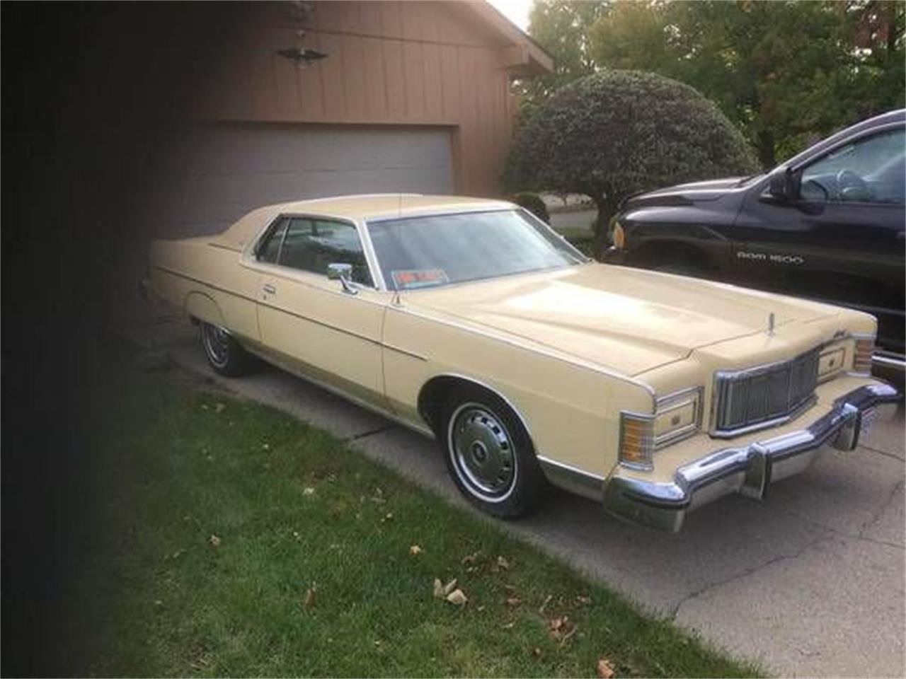 1978 Mercury Marquis (CC-1354732) for sale in Cadillac, Michigan