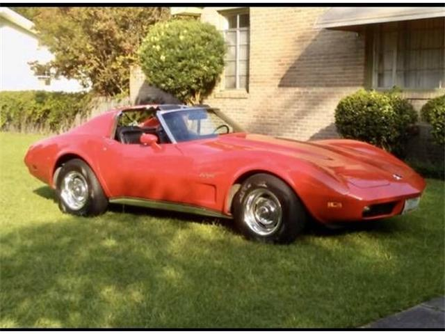 1974 Chevrolet Corvette (CC-1354734) for sale in Cadillac, Michigan