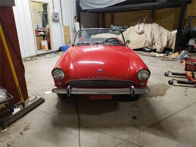 1963 Sunbeam Alpine (CC-1354735) for sale in Cadillac, Michigan