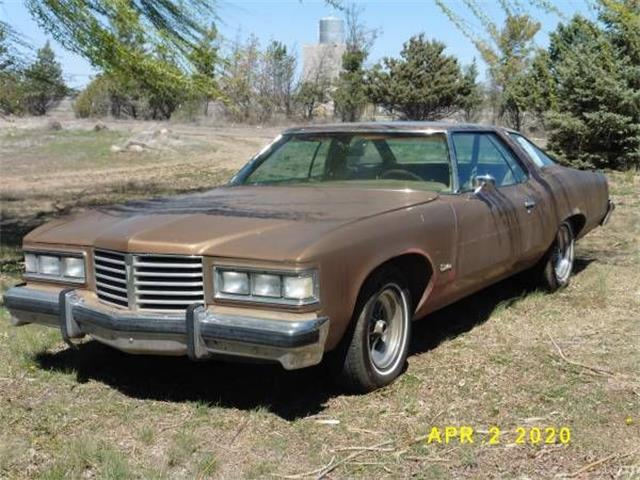 1976 Pontiac Catalina (CC-1354740) for sale in Cadillac, Michigan