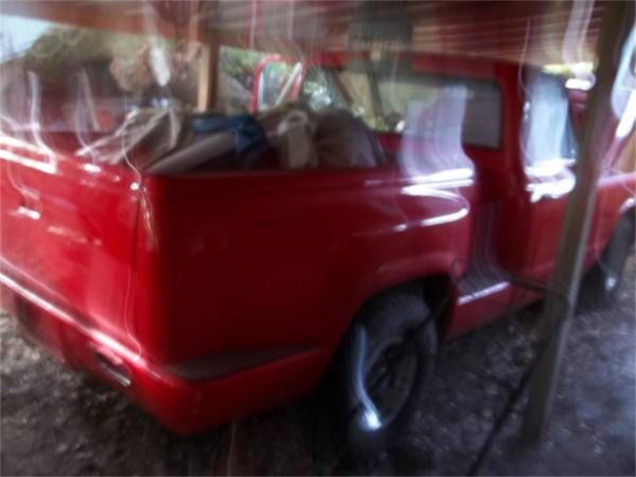 1968 Chevrolet C10 (CC-1354743) for sale in Cadillac, Michigan