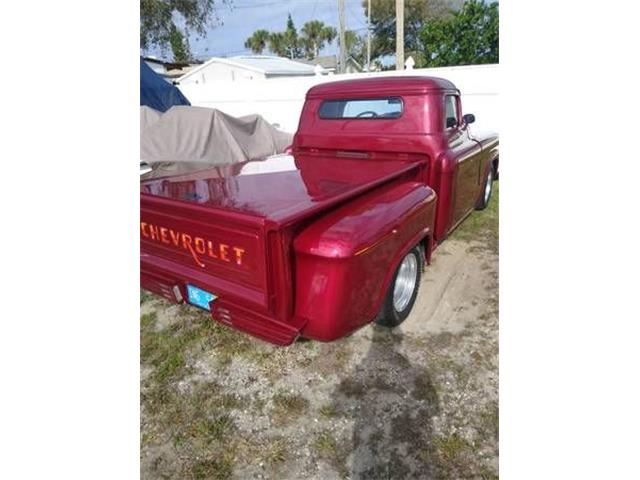 1958 Chevrolet Pickup (CC-1354744) for sale in Cadillac, Michigan
