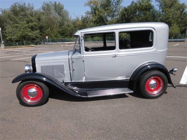 1931 Ford Sedan (CC-1354749) for sale in Cadillac, Michigan