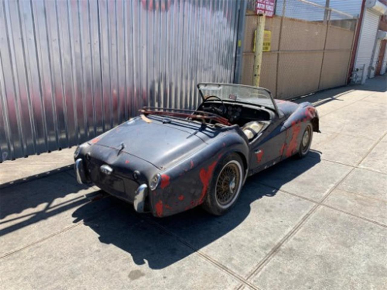 1960 Triumph TR3 (CC-1350475) for sale in Astoria, New York