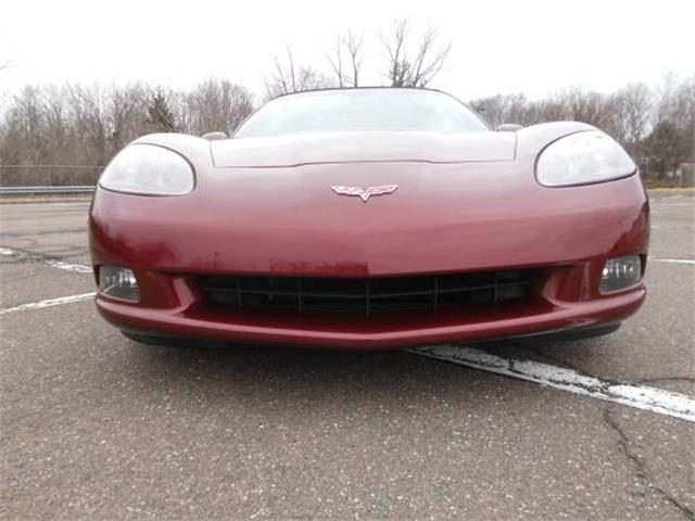 2007 Chevrolet Corvette (CC-1354750) for sale in Cadillac, Michigan