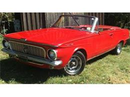 1963 Plymouth Valiant (CC-1354765) for sale in Cadillac, Michigan