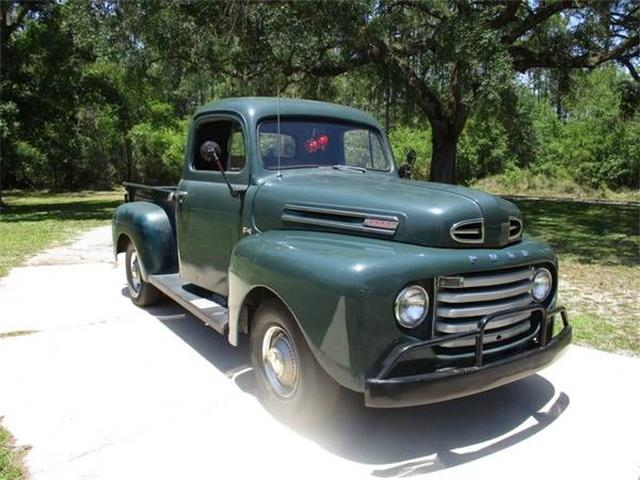 1950 Ford F1 (CC-1354767) for sale in Cadillac, Michigan