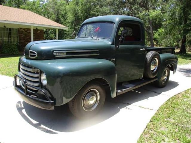 1950 Ford F1 (CC-1354767) for sale in Cadillac, Michigan