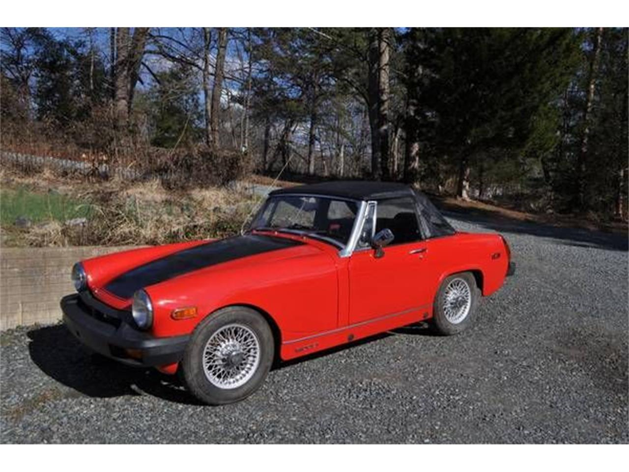 1975 MG Midget (CC-1354770) for sale in Cadillac, Michigan