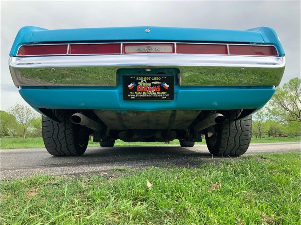 1970 AMC AMX (CC-1354779) for sale in Fredericksburg, Texas