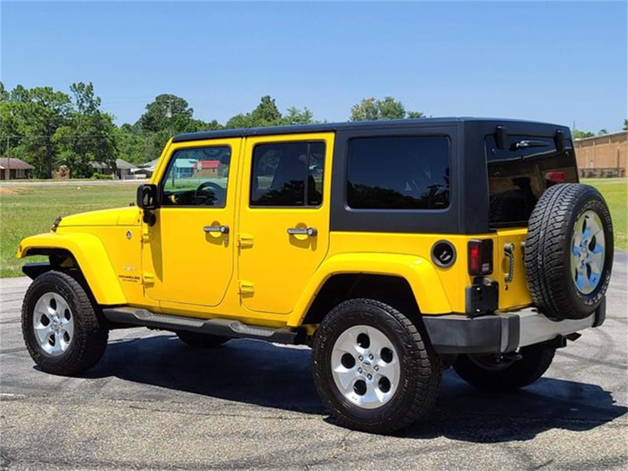2015 Jeep Wrangler (CC-1350479) for sale in Hope Mills, North Carolina