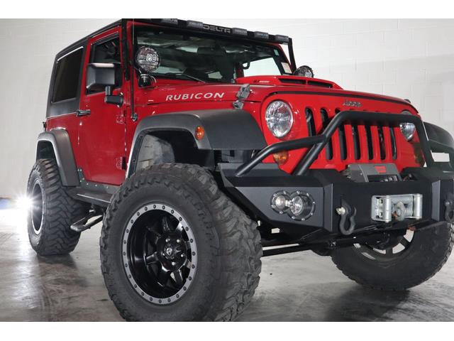 2008 Jeep Wrangler (CC-1354793) for sale in Jackson, Mississippi