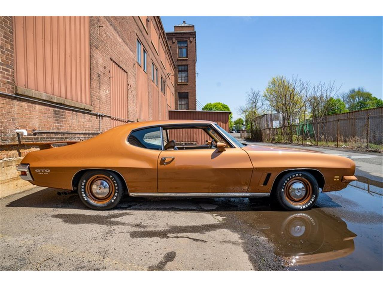 1972 Pontiac GTO (CC-1354796) for sale in Wallingford, Connecticut
