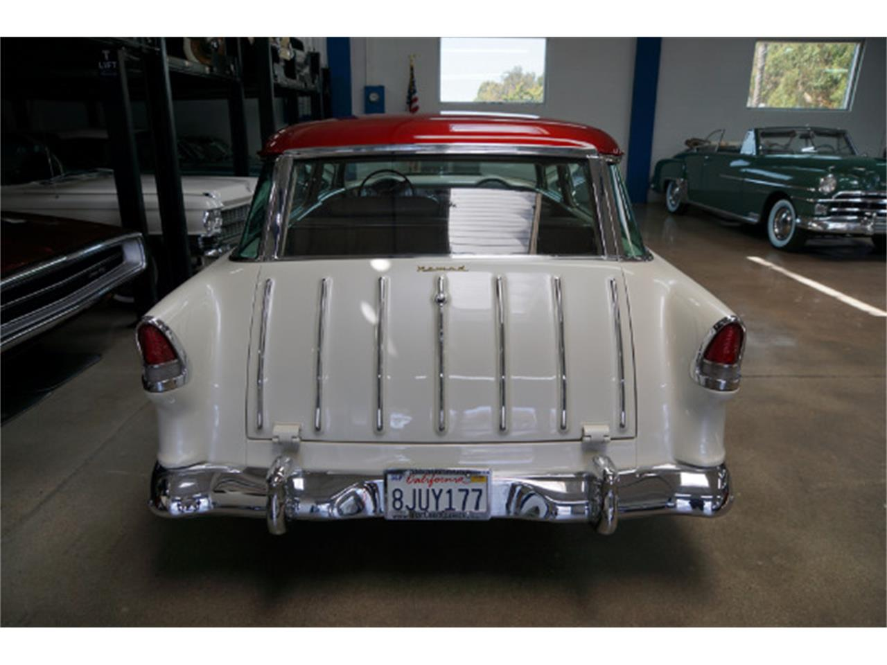 1955 Chevrolet Nomad (CC-1354813) for sale in Torrance, California