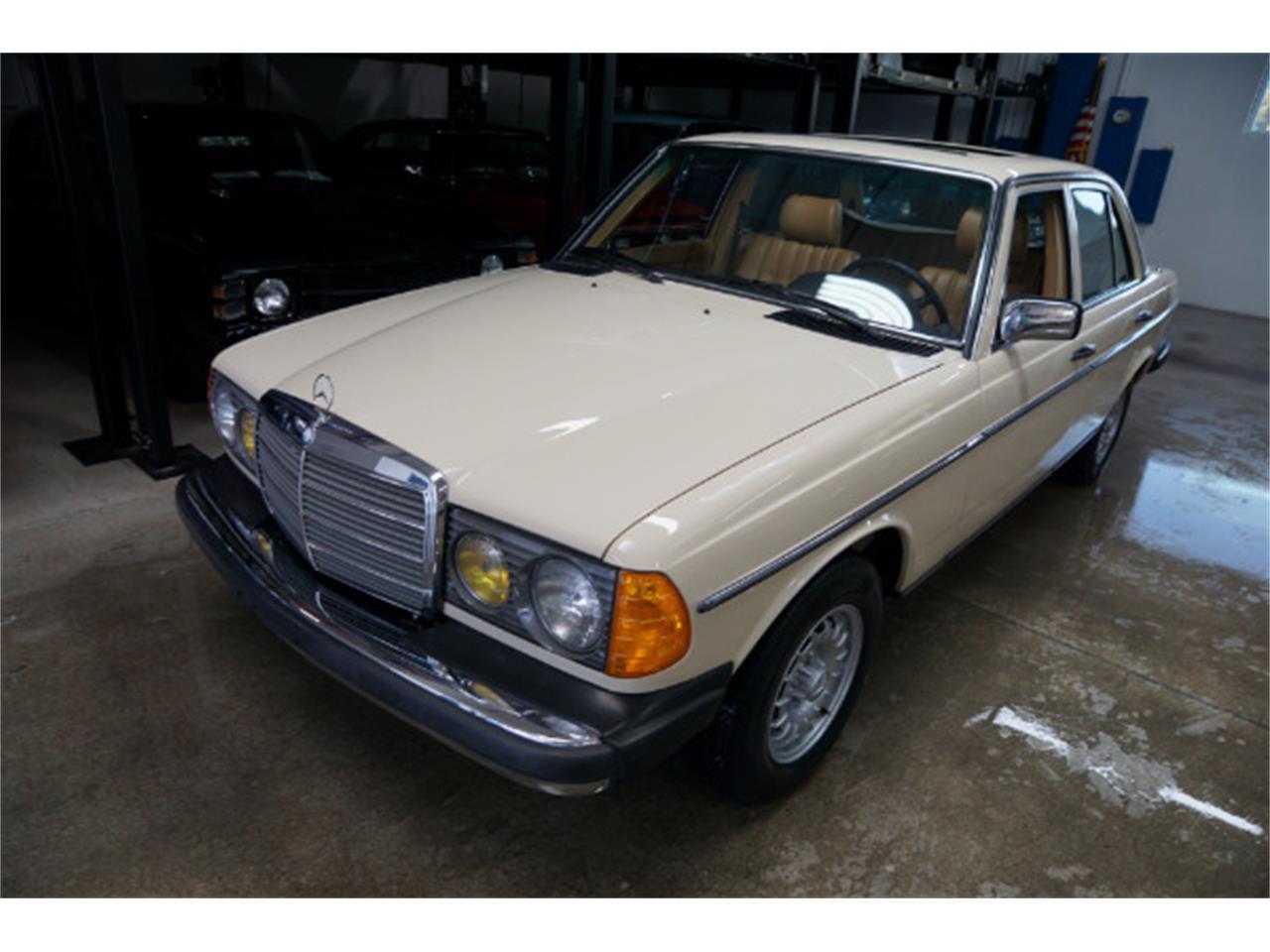 1983 Mercedes-Benz 300D (CC-1354816) for sale in Torrance, California