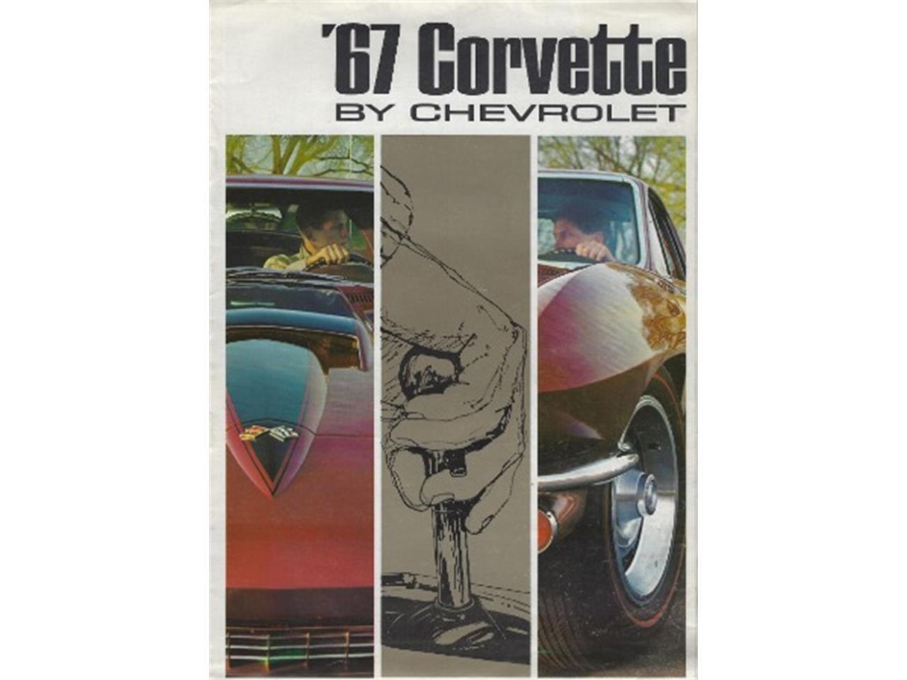 1967 Chevrolet Corvette (CC-1354825) for sale in San Ramon, California