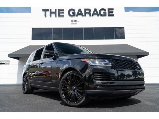 2018 Land Rover Range Rover (CC-1354838) for sale in Miami, Florida