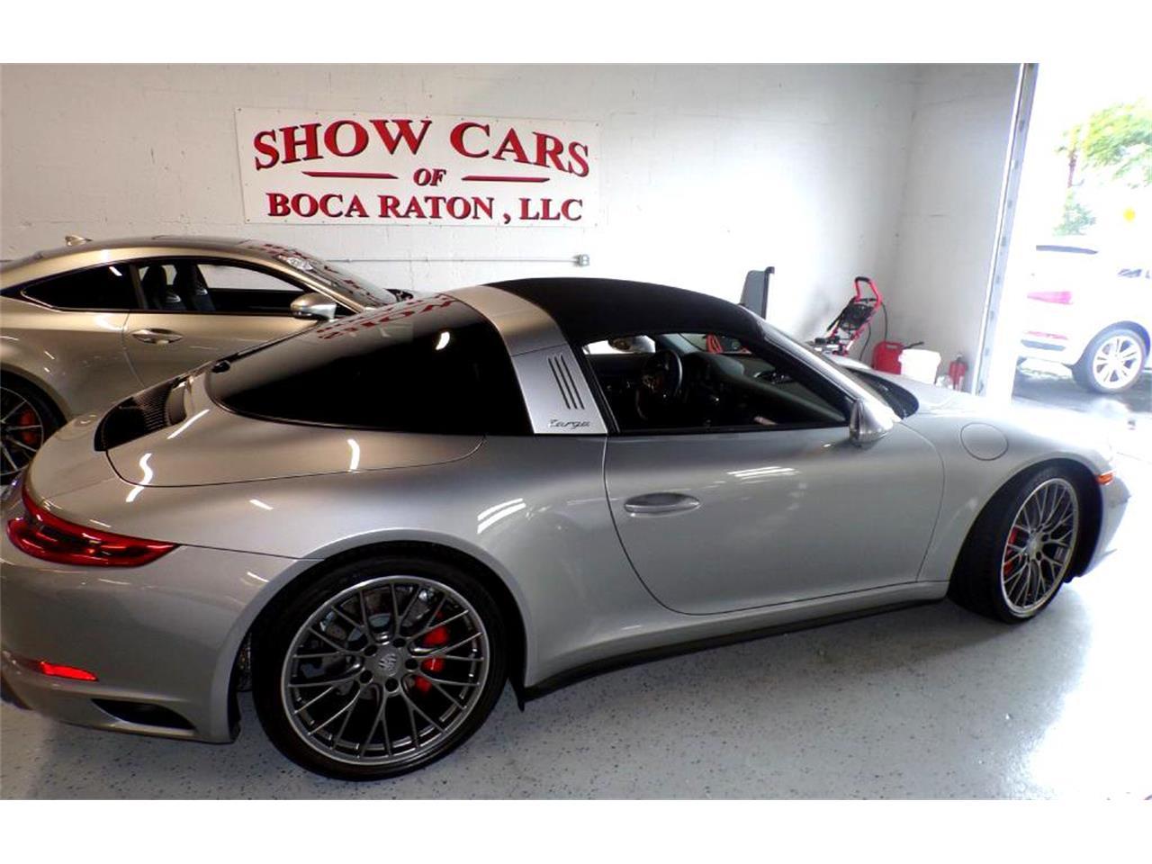 2017 Porsche 911 (CC-1354839) for sale in Boca Raton, Florida
