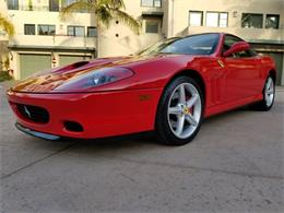 2002 Ferrari 575M Maranello (CC-1354843) for sale in La Jolla, California