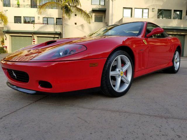 2002 Ferrari 575M Maranello (CC-1354843) for sale in La Jolla, California
