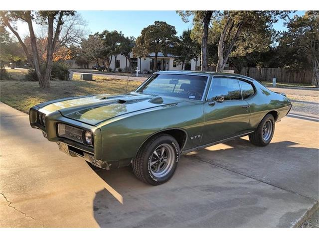 1969 Pontiac GTO (CC-1354848) for sale in Goliad, Texas