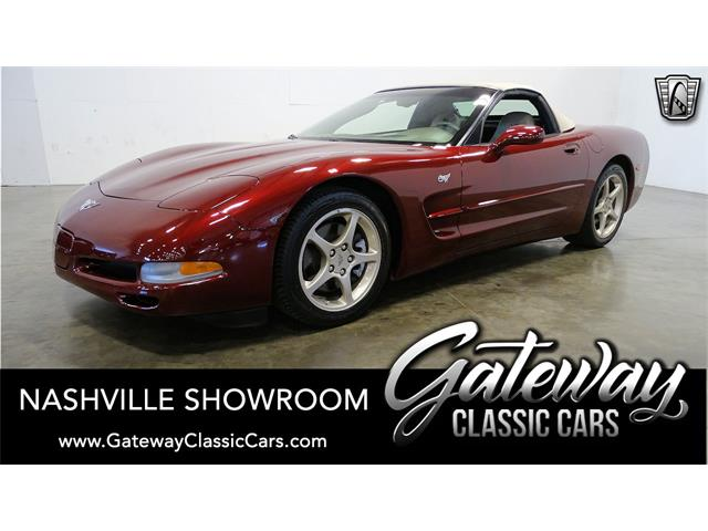 2003 Chevrolet Corvette (CC-1354849) for sale in O'Fallon, Illinois