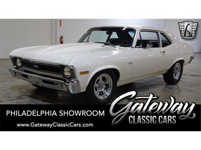 1972 Chevrolet Nova (CC-1354855) for sale in O'Fallon, Illinois