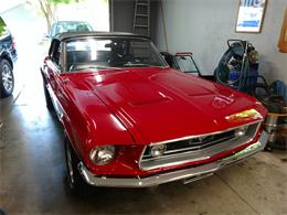 1968 Ford Mustang (CC-1354873) for sale in Mount Vernon, Iowa
